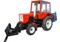 применение РВД на тракторе